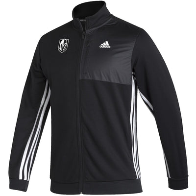Vegas Golden Knight Adidas Transitional Track Jacket