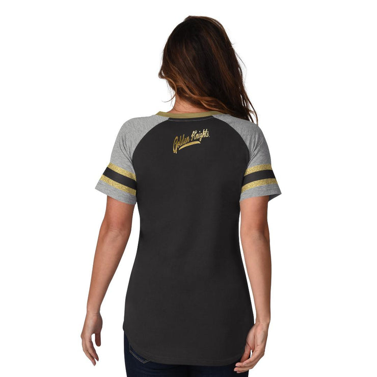 Vegas Golden Knight Fade Route Tee