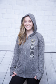 Vegas Golden Knight Full Zip Up Jacket