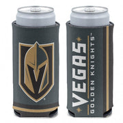 12 oz Slim Can Vegas Golden Knight Coozie