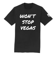 Won't Stop Vegas White