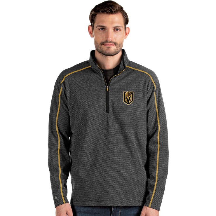 Men's Vegas Golden Knight 3/4 zip Pullover
