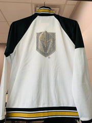 Vegas Golden Knights Glitz Primary Logo Jacket