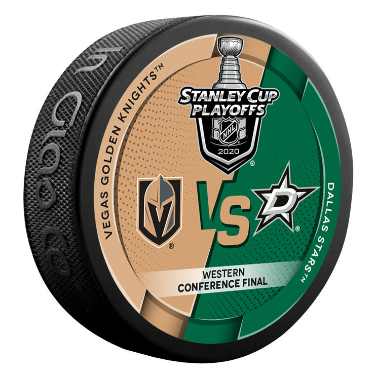 2020 NHL Western Conference Final Round 3 Puck - PREORDER