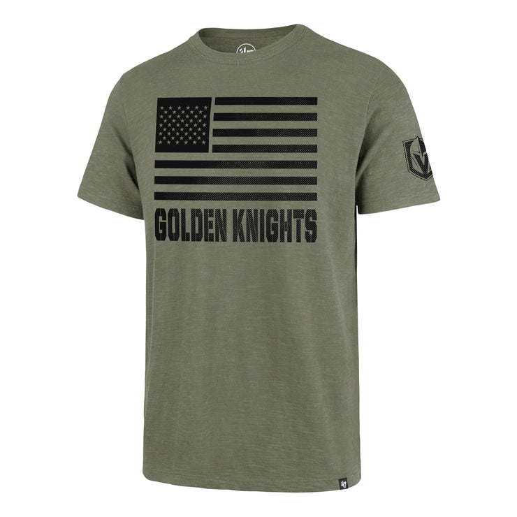 Vegas Golden Knight '47 TwoPeat Scrum Tee