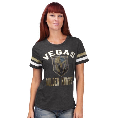 Vegas Golden Knight Bling Tee