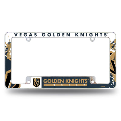 Vegas Golden Knight Plate Cover