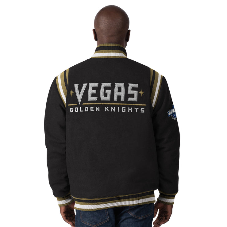"Vegas Golden Knight ""Recruit"" Varsity Jacket"