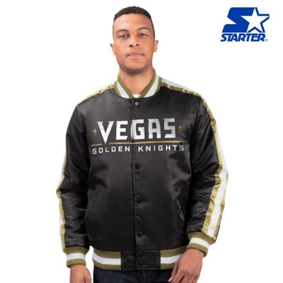 Men's Vegas Golden Knight Starter Jacket