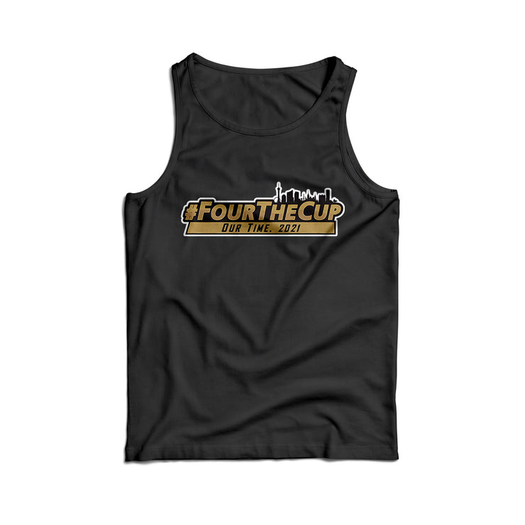#FourTheCup Men's Tank Top