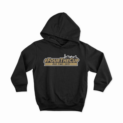 #FourTheCup Pullover Hoodie