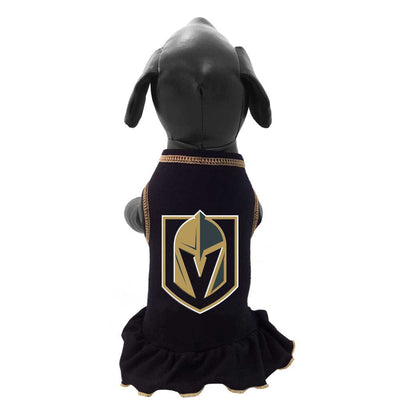 VGK Dog Cheer Dress