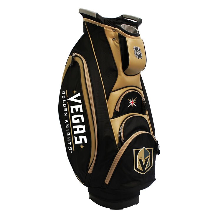Vegas Golden Knight Victory Cart Golf Bag