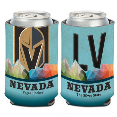Vegas Golden Knight State Can Cooler