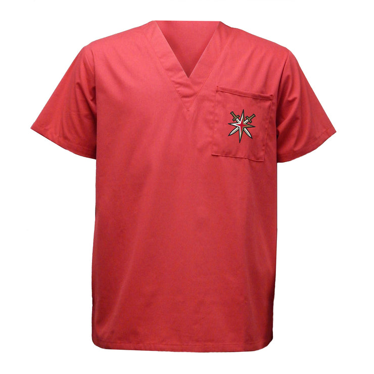 Vegas Golden Knight Scrub Top - Unisex