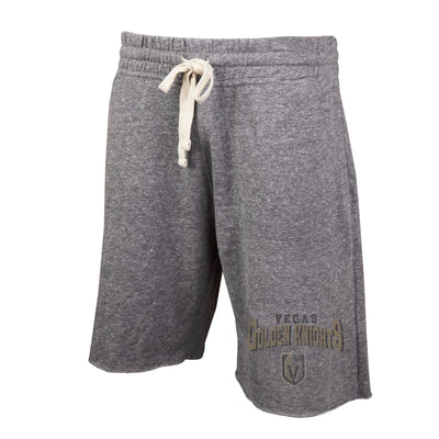 Men's VGK Gray Terrycloth Short