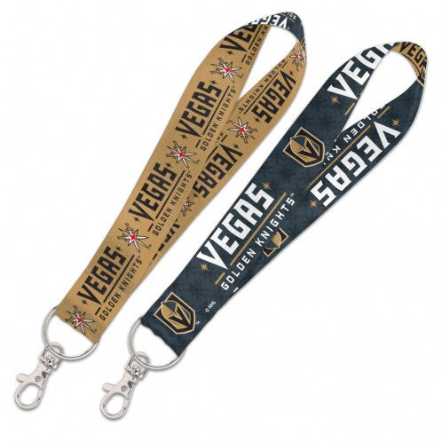 Vegas Golden Knight Wrist Key Strap
