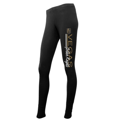Vegas Golden Knight Cotton Leggings