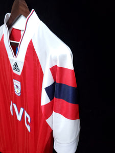 Camisa Arsenal Home Retrô 92/93