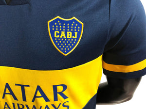 Camisa Boca Juniors Home 20/21 Torcedor