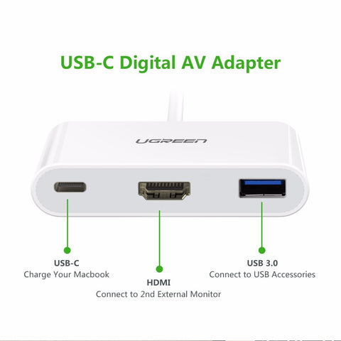 USB c digital adapter