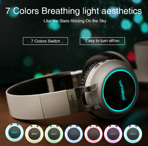 7 colours lights of P60