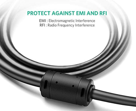Protection against EMI and RFI