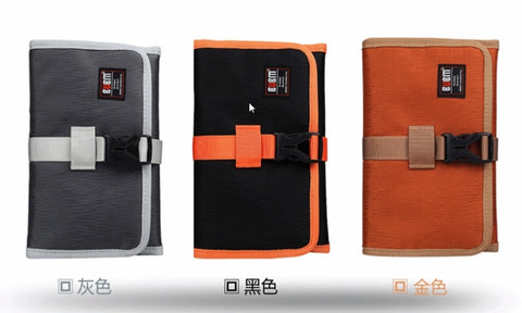 BUBM bag with 3 colours