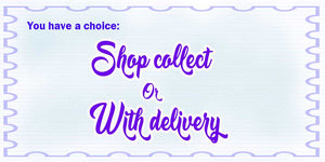 Support shop collect or with  delivery
