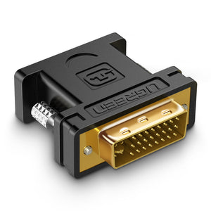 Ugreen 20122 DVI (24+5) Male to VGA Female converter