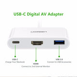 Ugreen 30377 USB-C HDMI Multiport Adapter