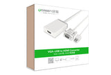Ugreen 40235 VGA+USB to HDMI Converter