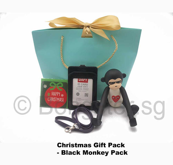 Smartphone Holder ID tag holder bundle Christmas Pack