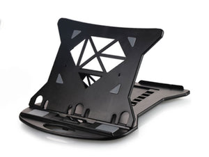 Cooskin Laptop stand holder with 7 levels adjustment and rotating base YDA-006S
