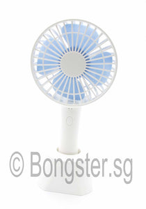 Fuqing N9 Portable handheld Fan with cradle for desk