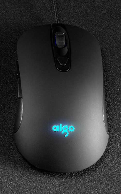 Aigo Q21 USB Wired mouse Version 1