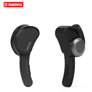 Remax RB-T10 Smart Bluetooth Earphone Headset Ultra Light Design (Black)