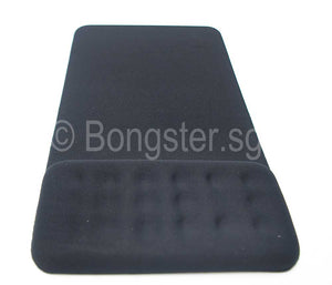 Silica Gel Mousepad with wrist Rest MT008