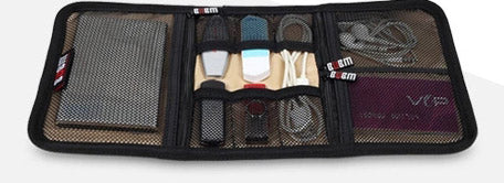 BUBM Cable Organizer Roll Small