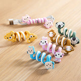 Cute animal Cable tie/ cable Organiser /Cable Winder