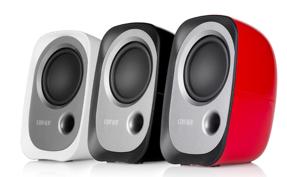 Edifier R12U USB powered 2.0 Multimedia 3.5mm AUX Speakers