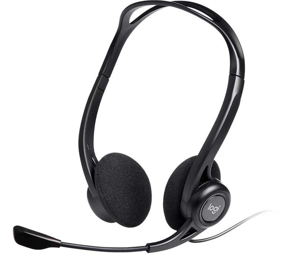 Logitech H370 USB computer Headset with mic