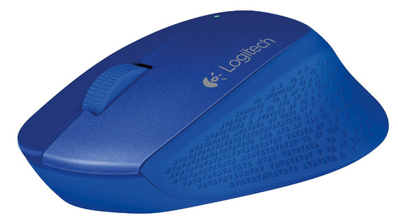 Logitech M280 Wireless Mouse ( Blue)