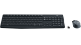 Logitech MK315 Silent Wireless Keyboard and Mouse Combo