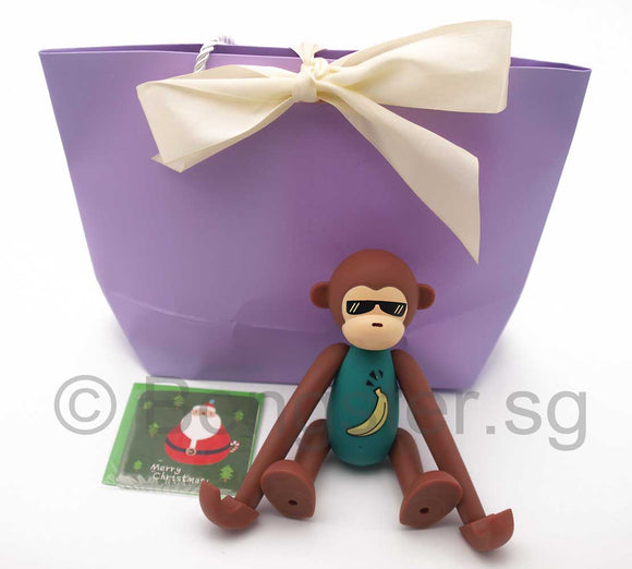 Monkey smartphone tablet Holder gift pack