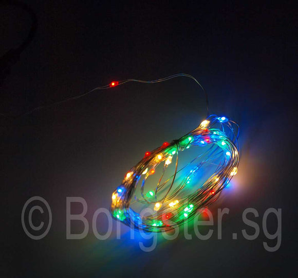 5 meters USB powered fairy lights home decoration diy crafts