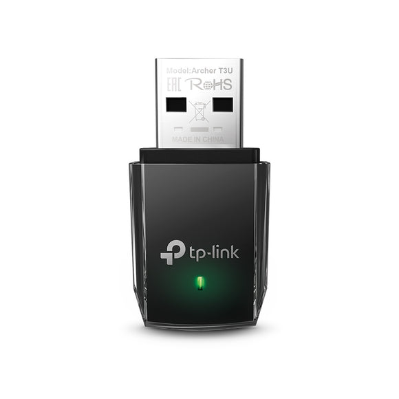 TP-Link Archer T3U AC1300 mini wireless MU-MIMO USB Adapter