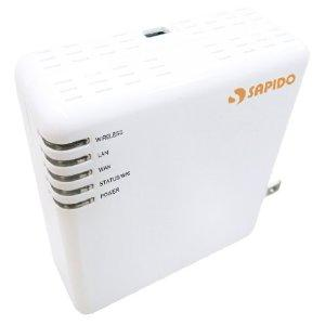 Sapido GR-1102 N+ Mini Broadband Router/Server