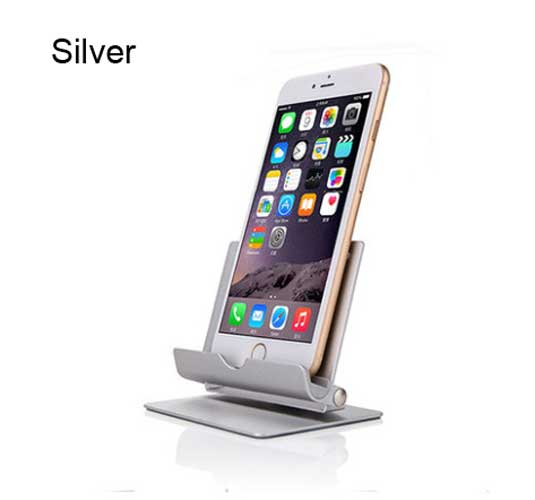 Aluminium Alloy adjustable mobile phone tablet holder stand
