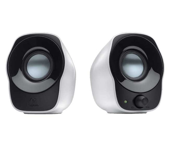 Logitech Z120 Stereo Speakers USB Powered